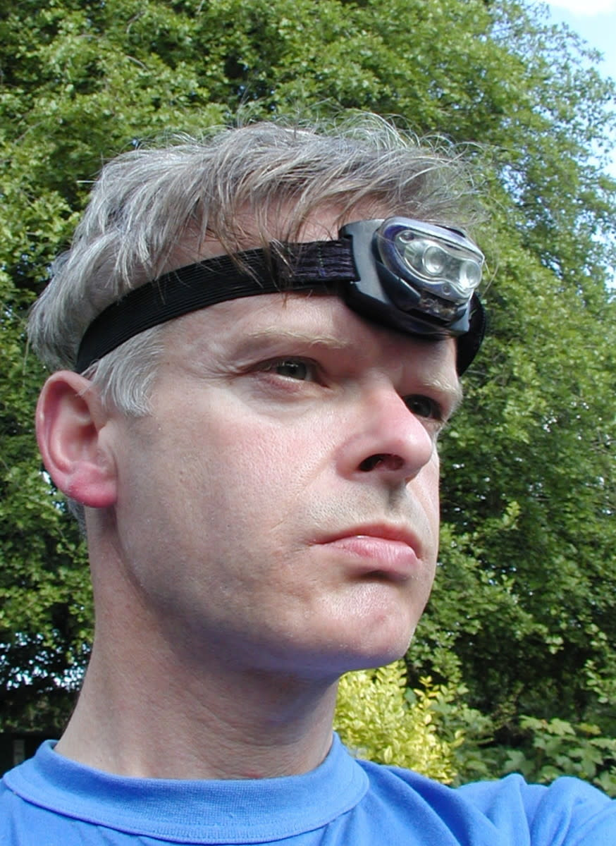 A head lamp is invaluable for working hands free when fixing your bike in complete darkness.