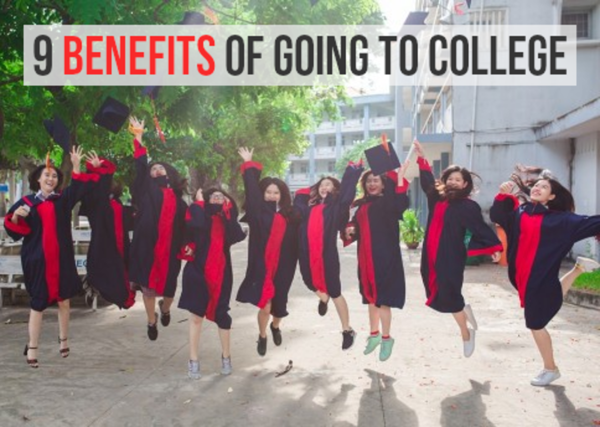 The 9 Main Advantages of a College Education