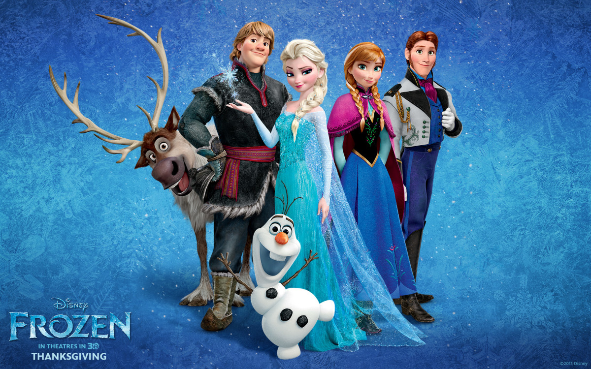 Film Review: Disney's Frozen