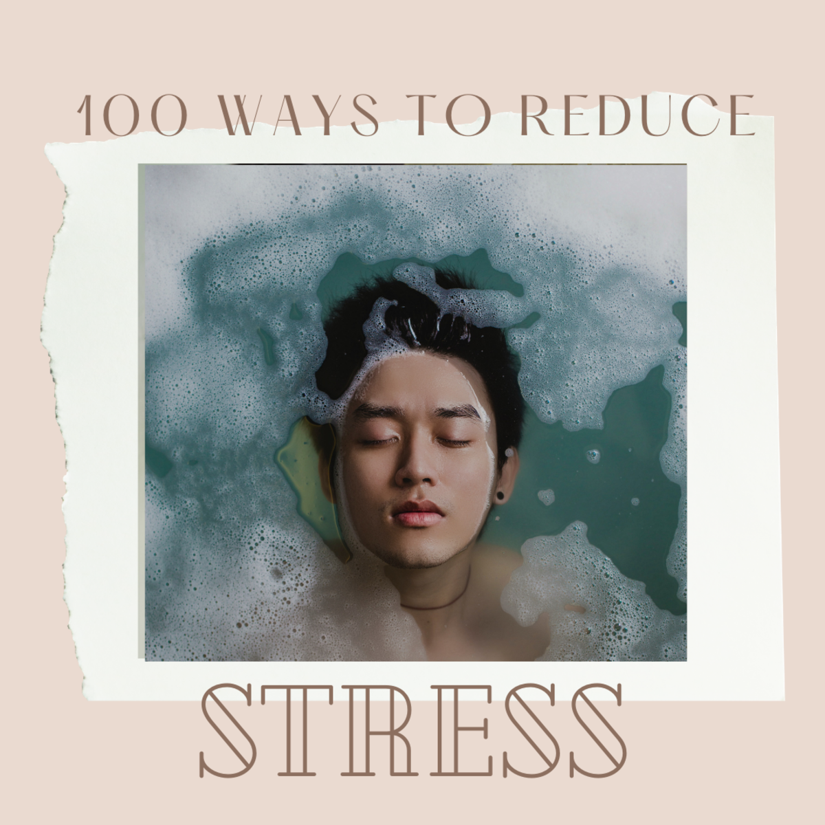 Ways to reduce stress are all around you!