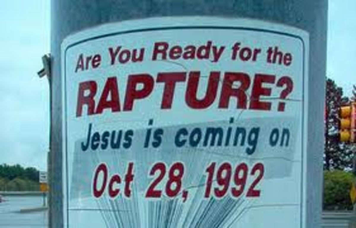 Many people think they know all about the rapture. Do they?