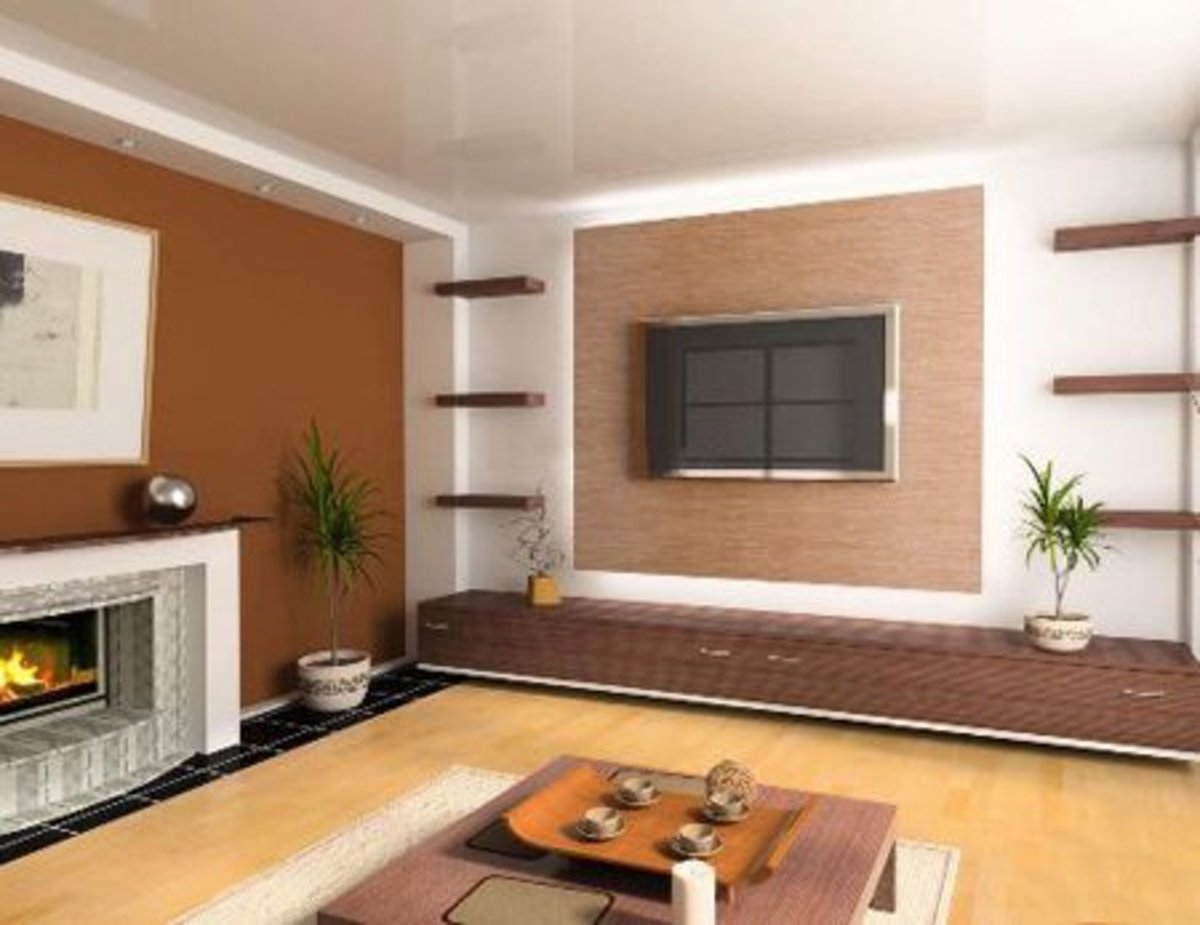 A Taurus home should scream that it's clean and organized.