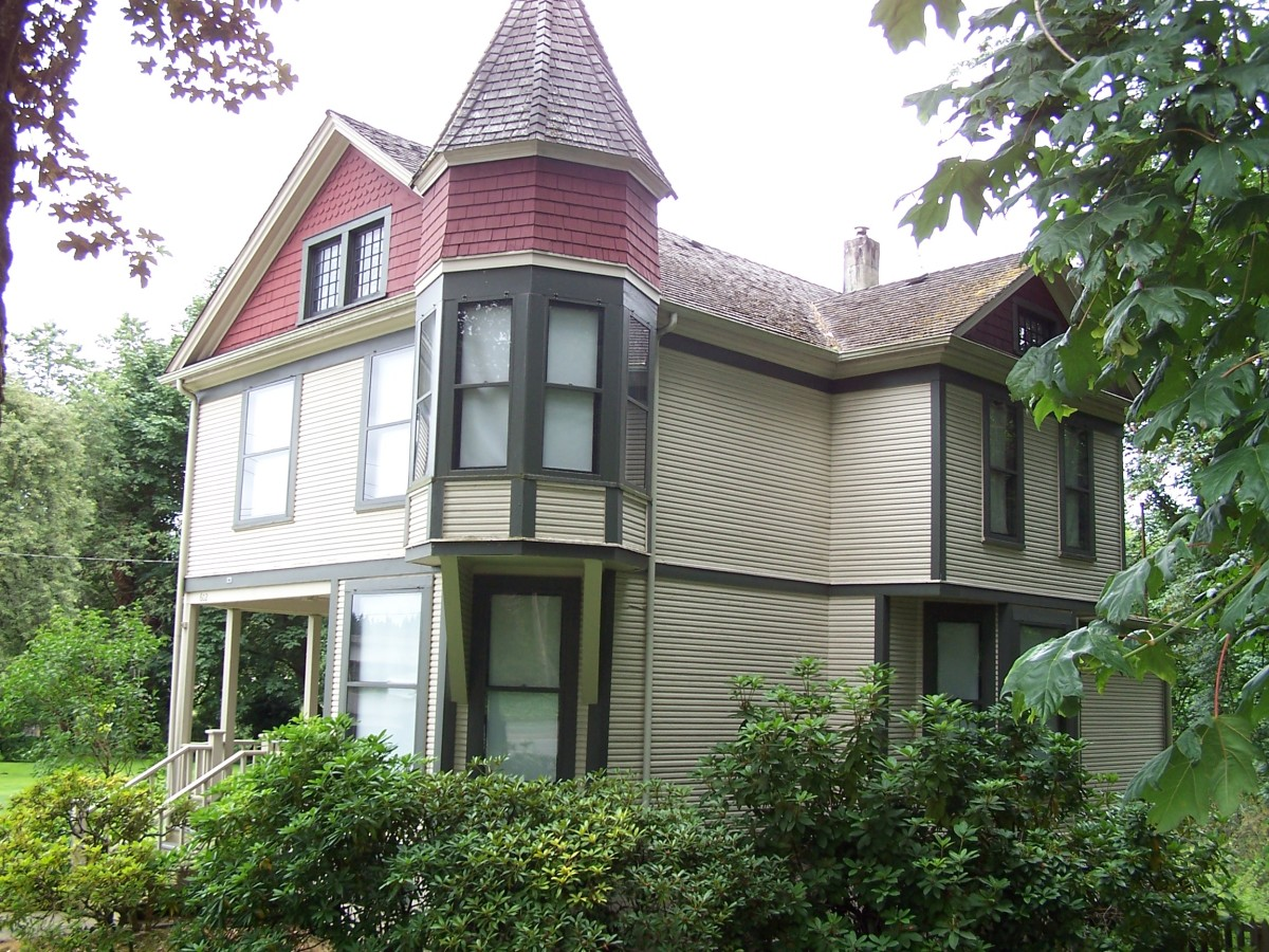 Victorian Homes Of Olympia Washington