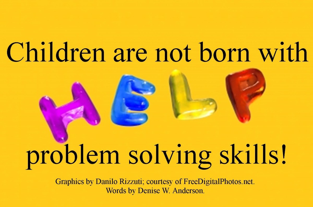 Teaching problem solving skills to children