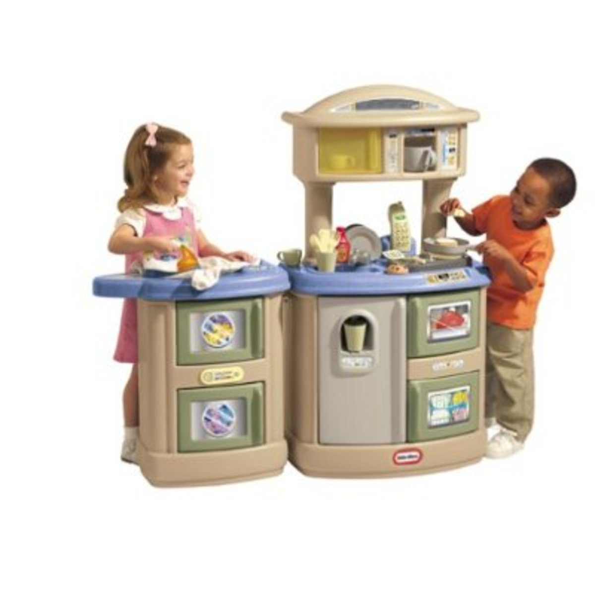 Little tikes kitchen sets for Little kitchen set
