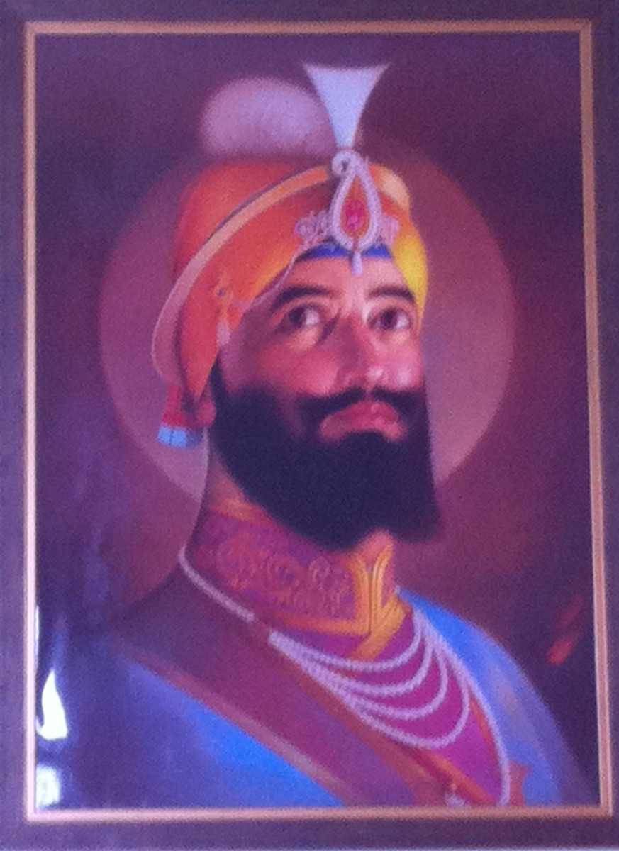 Guru Gobind Singh - The Tenth Guru Of The Sikhs