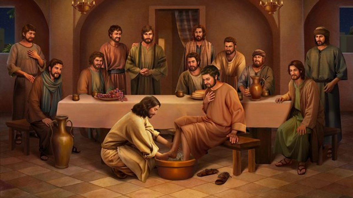 Serving Like Jesus