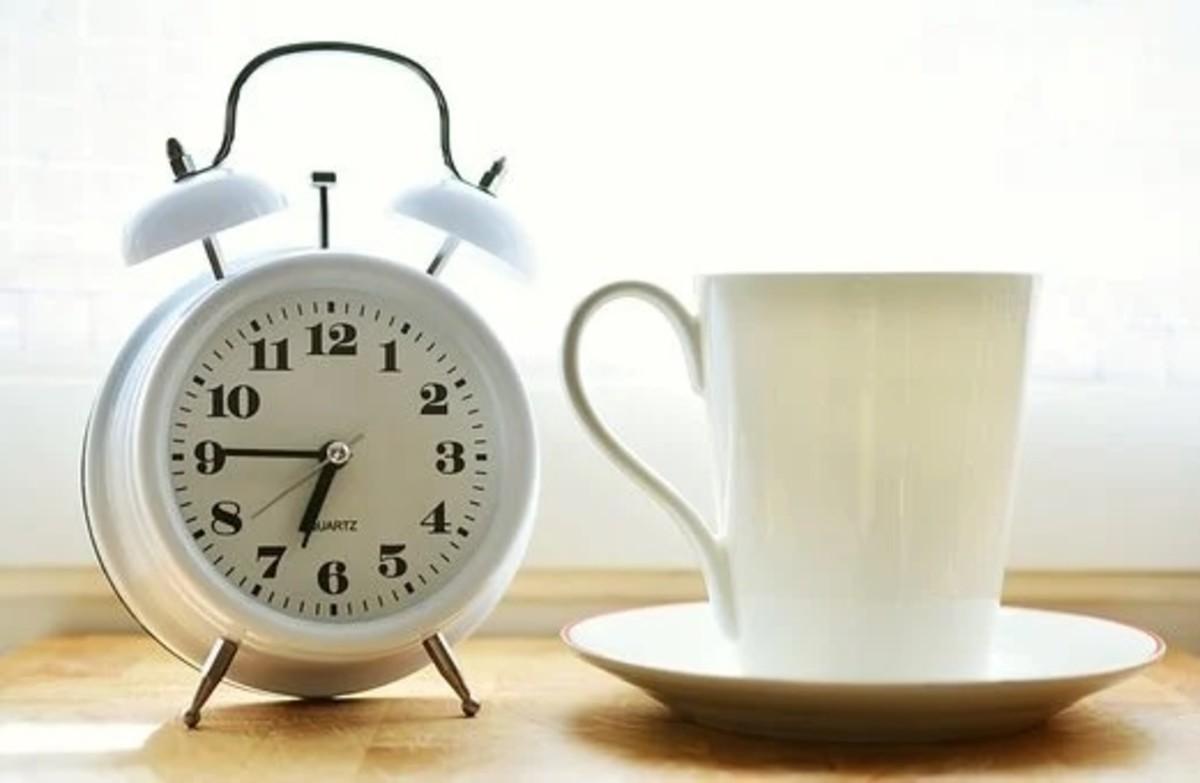 Alarm clocks are very vital to avoid lateness