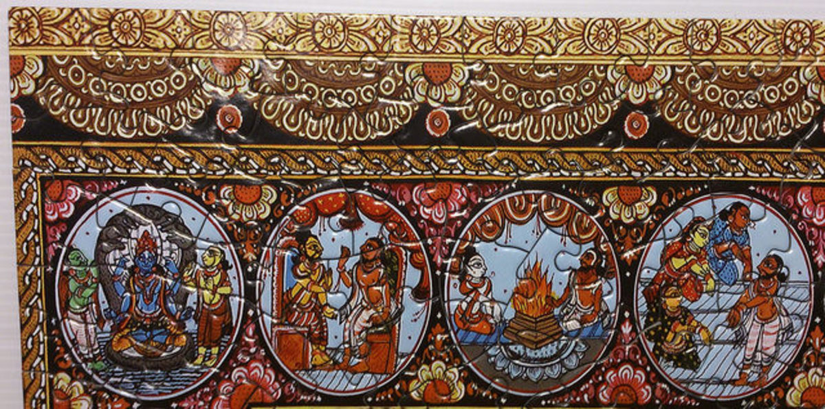 five-endangered-indian-painting-styles