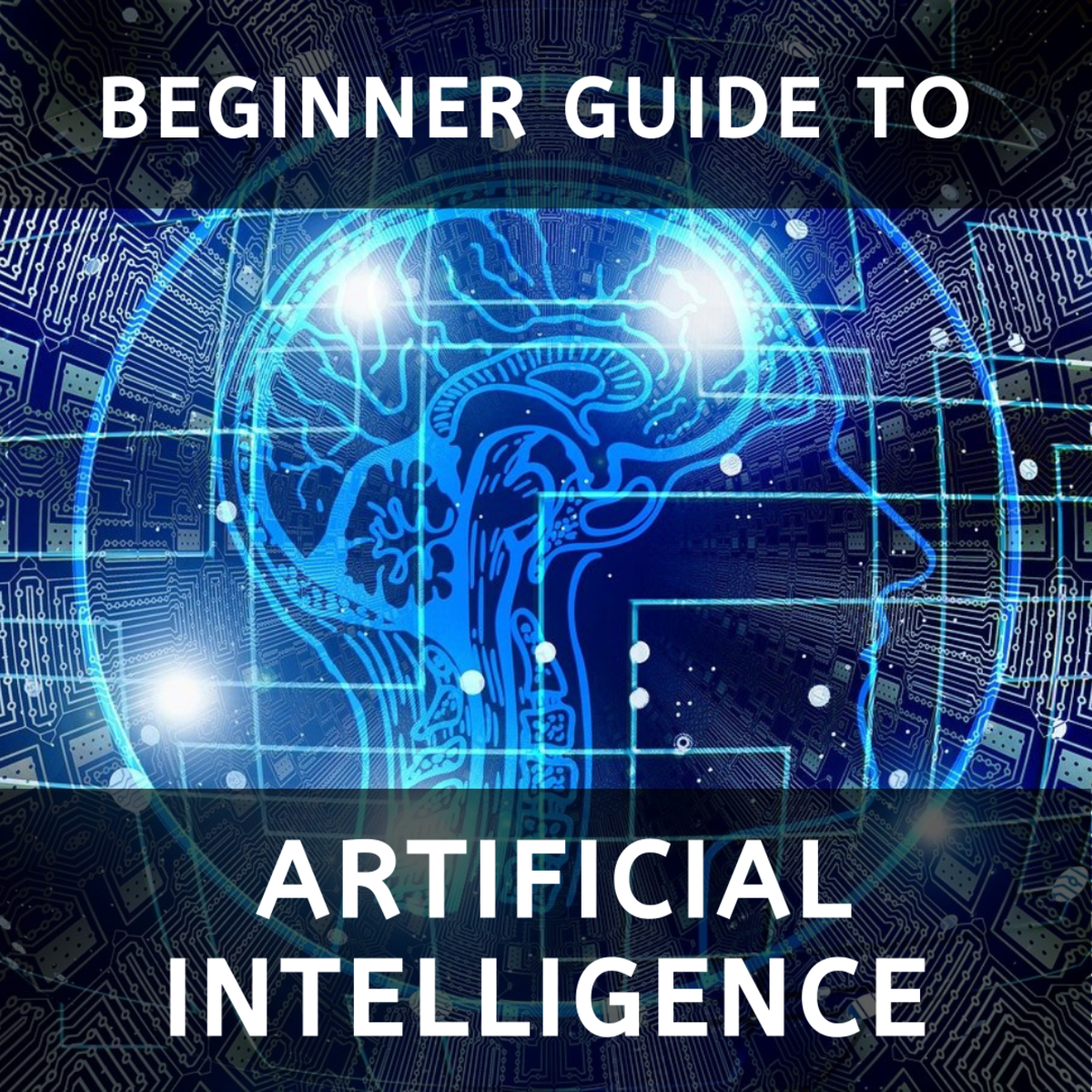 A beginner-friendly guide to Artificial Intelligence