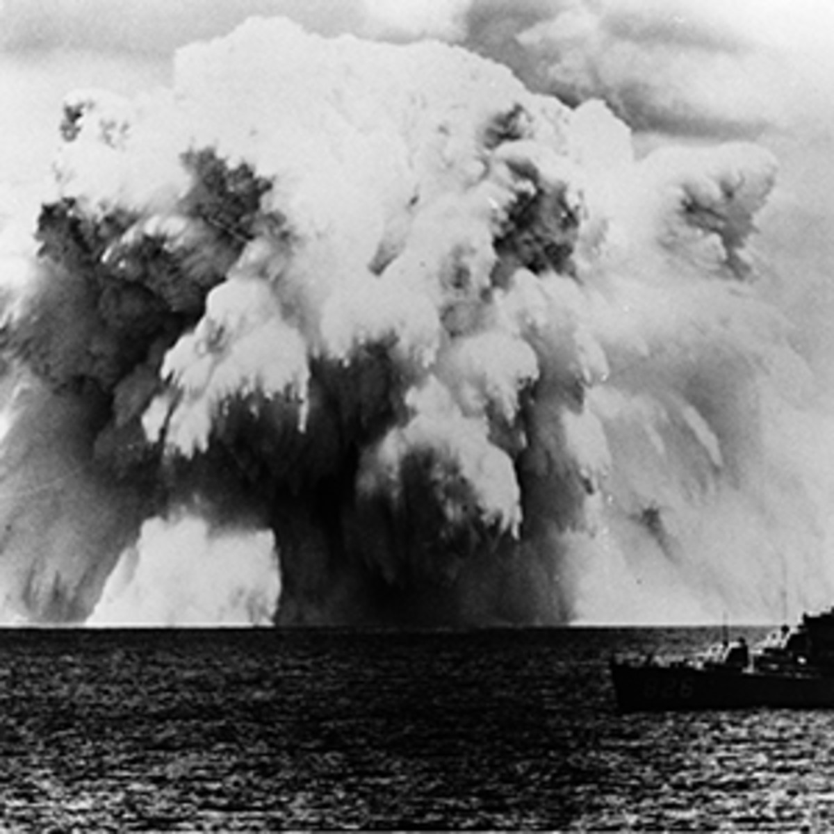 The British hydrogen test bomb