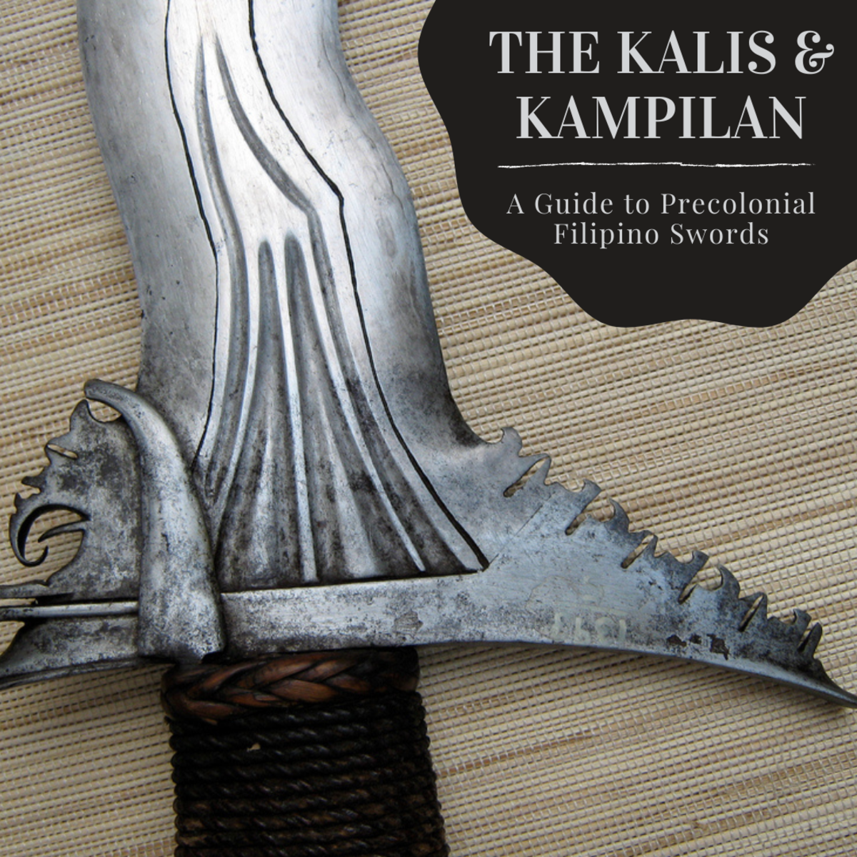 This article will take a look at two of the most popular swords of the precolonial Filipino era: the kalis and kampilan.