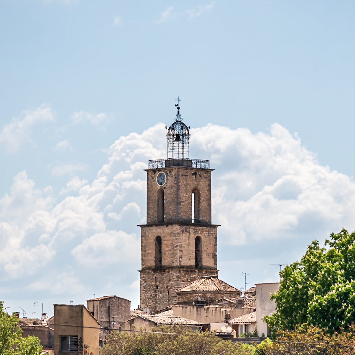 Giono's hometown of Manosque in the Alpes-haute-de-provence Department of France.