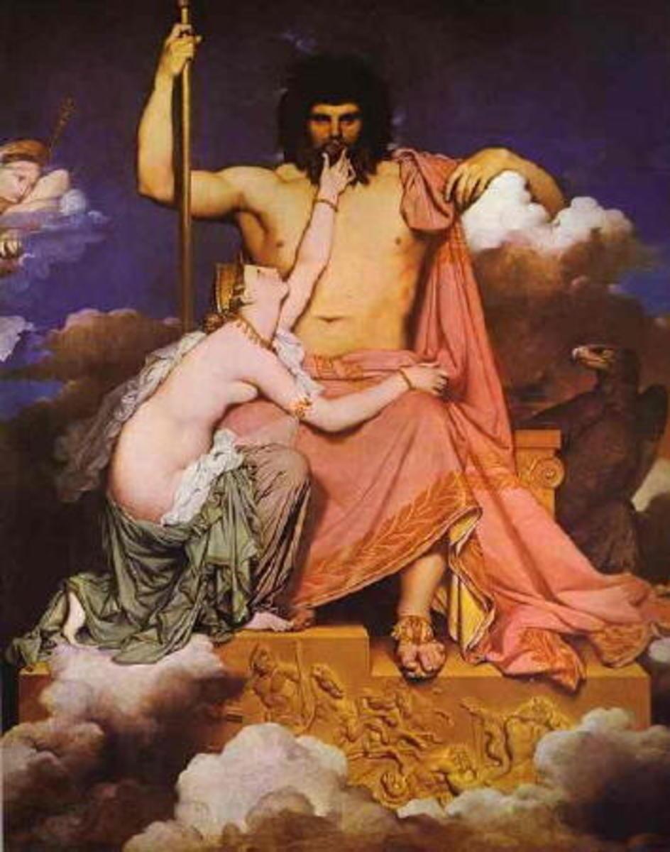 The Bible and Greek Mythology