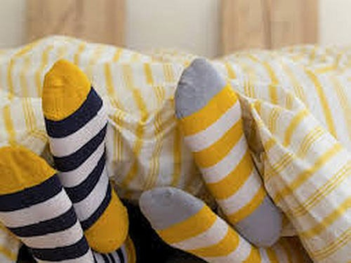 Why You Should Sleep in Socks