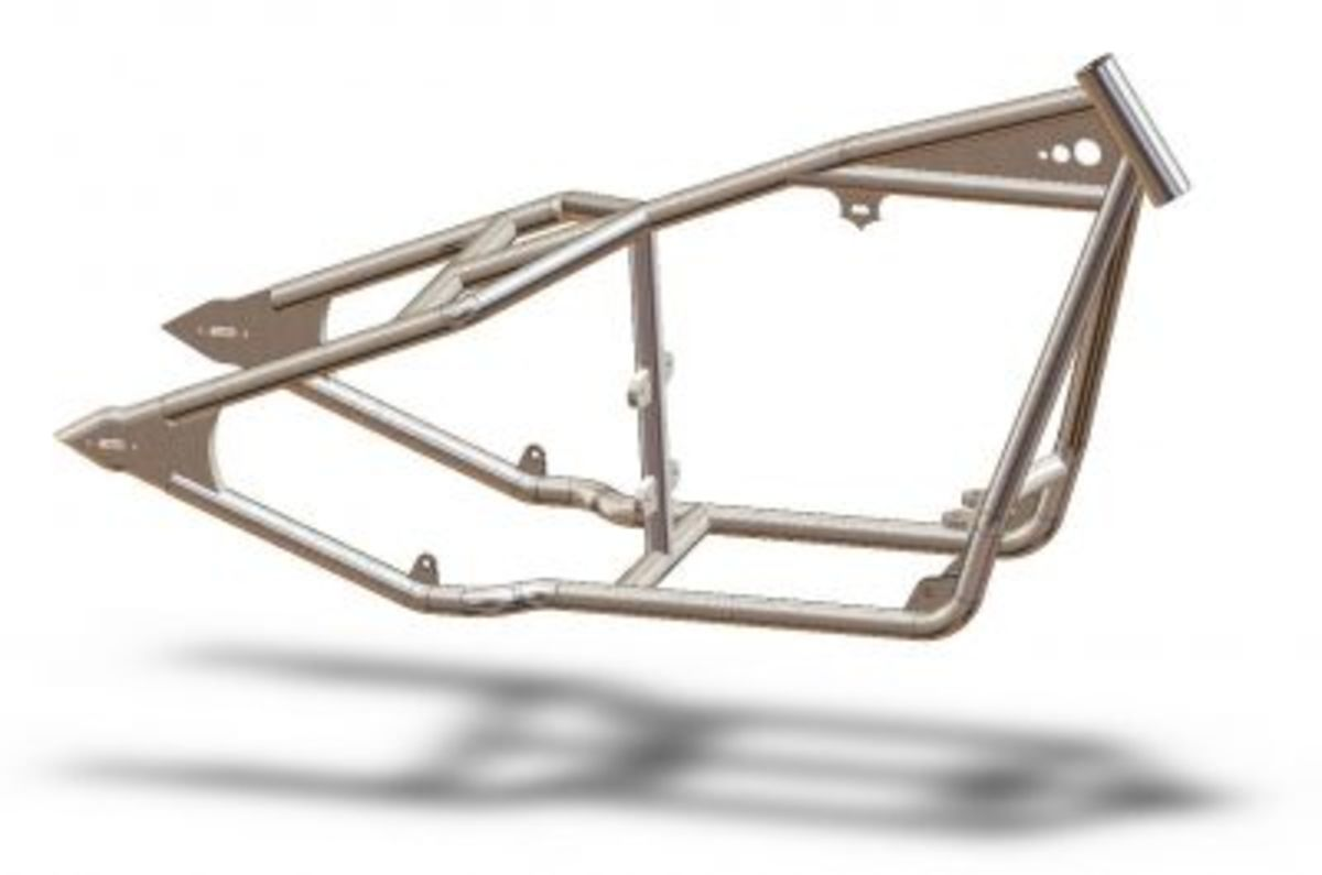 Rigid Frame: