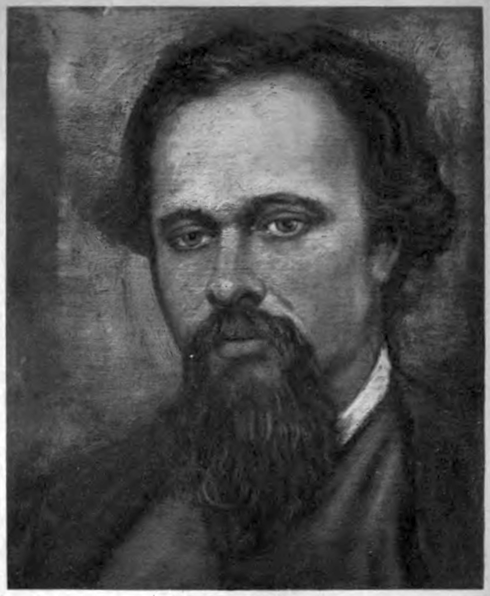 The Acclaimed Pre-Raphaelite Artist Dante Gabriel Rossetti