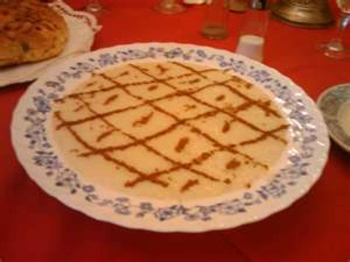 Arroz Doce (Portuguese Sweet Rice)