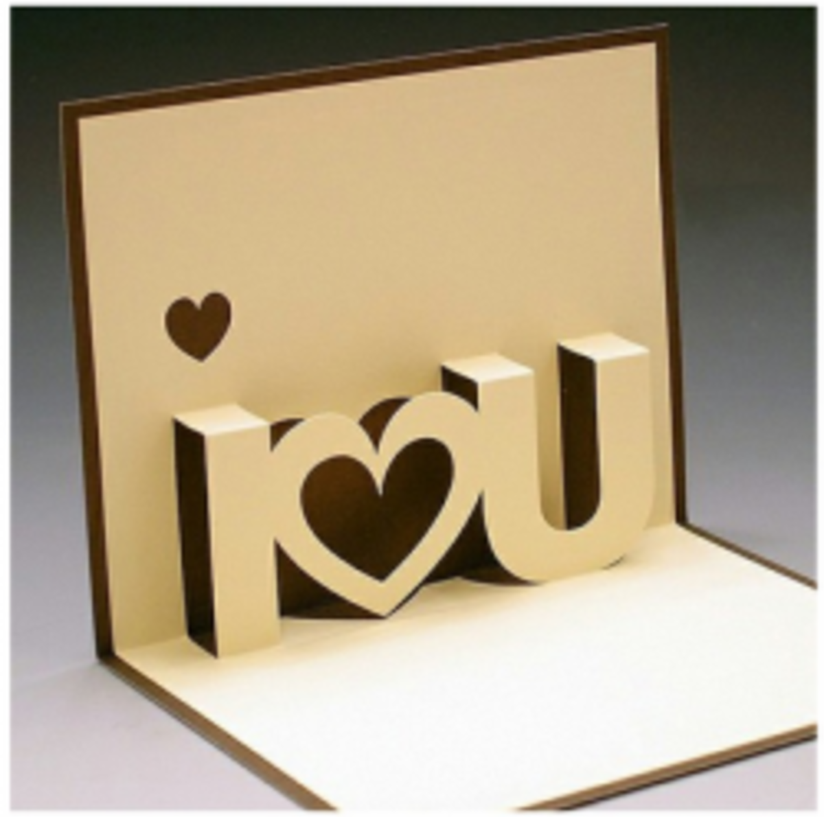 Look At This Unique Pop Up Card You Can Make Yourself For Valentine's Day.  Photo Credit:  Martha Stewart Via Six In The Suburbs