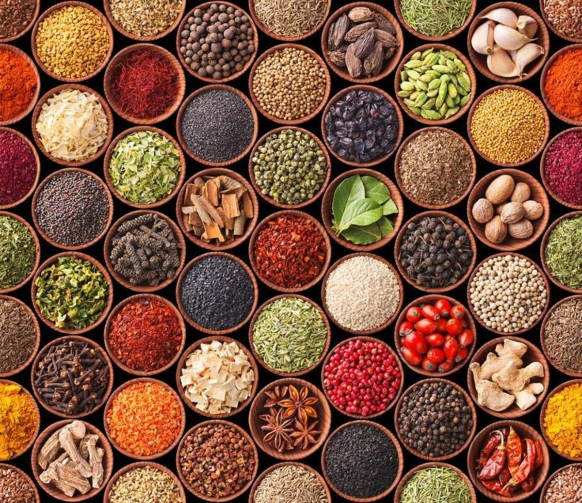 Herbs And Seasonings To Uplift Your Senses