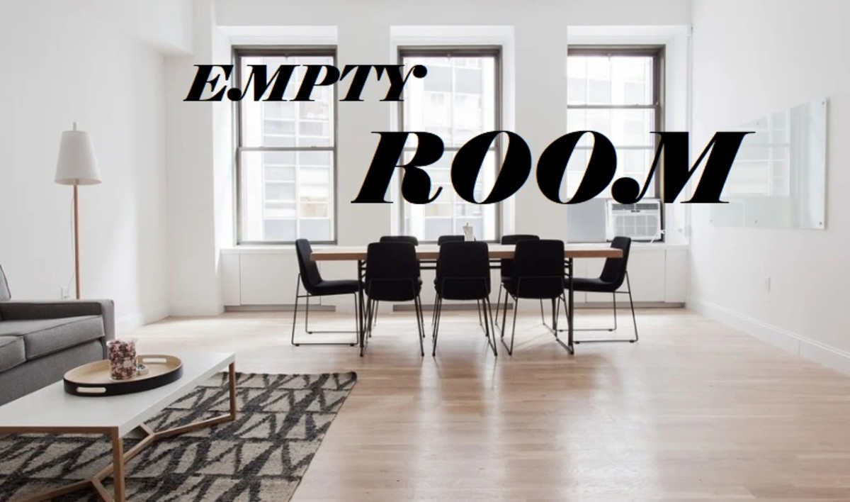 Empty Room: A Poem