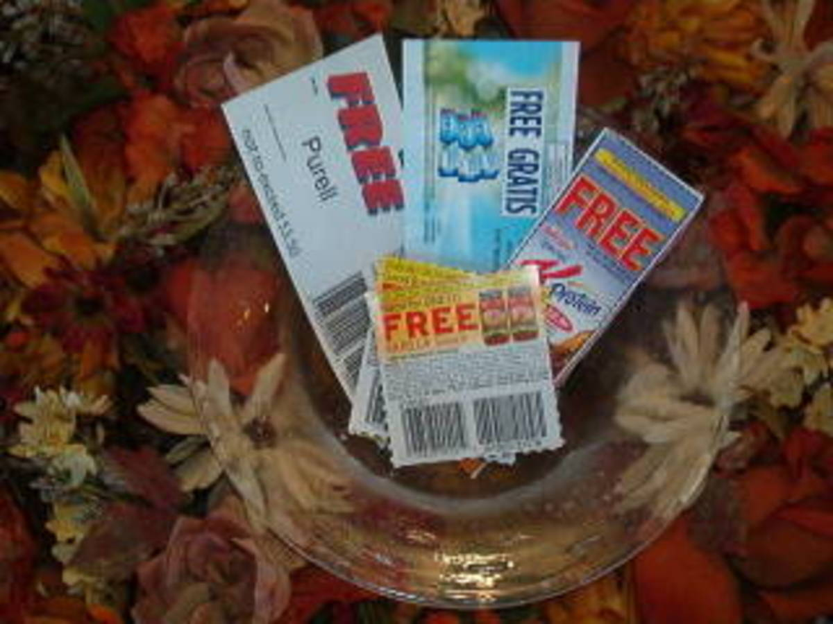 free grocery coupons are easy to get