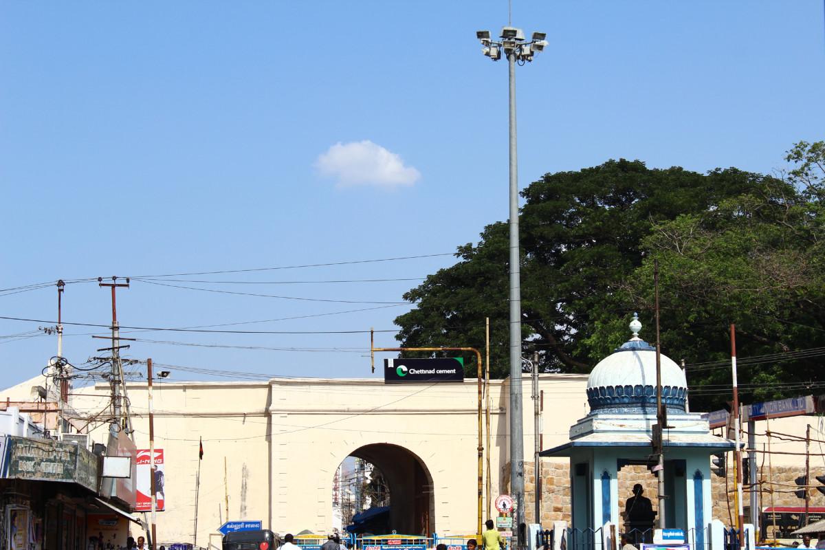 Main Guard Gate