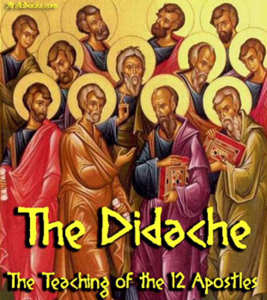 THE DIDACHE IS STILL IN PRINT