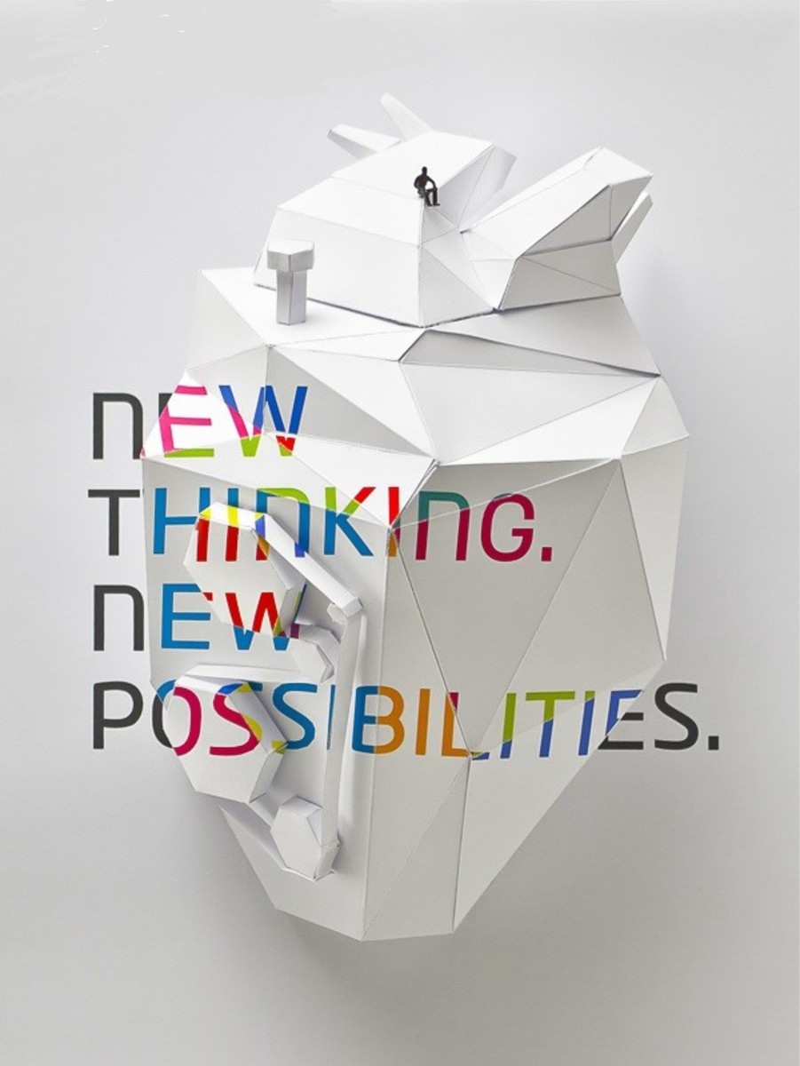 Life Reimagine, New Thinking. New Possibilities