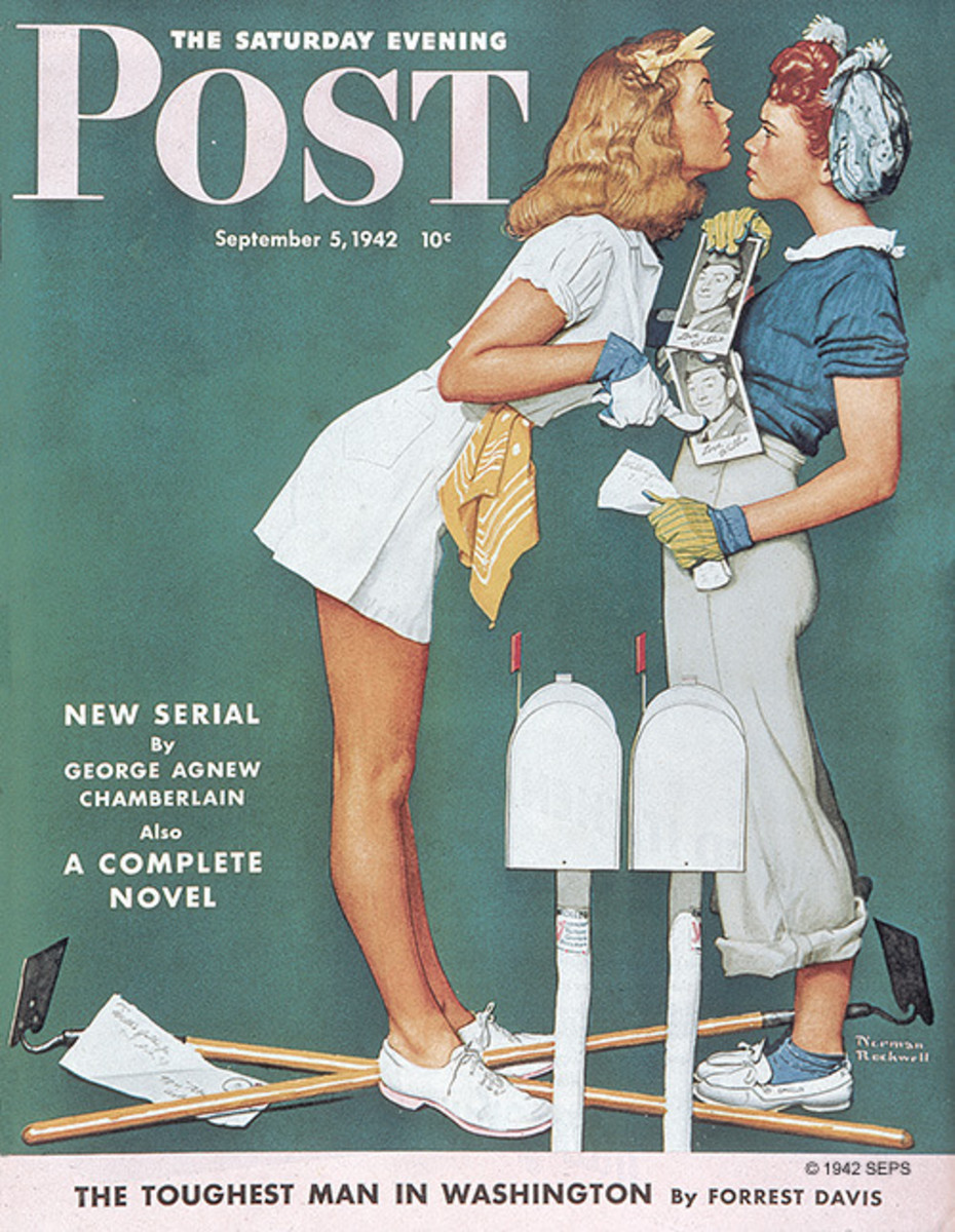 Saturday Evening Post 9-5-1942