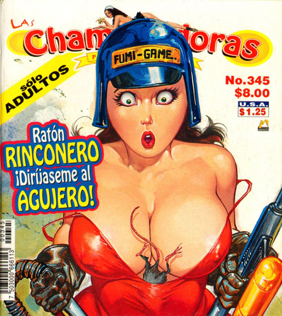 Las Chambeadoras Issue 345