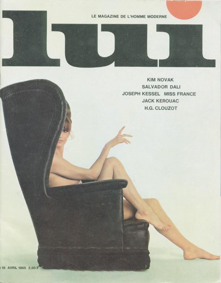 Lui Magazine April 1965