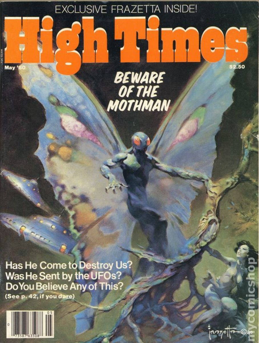 High Times May 1980 Issue 57