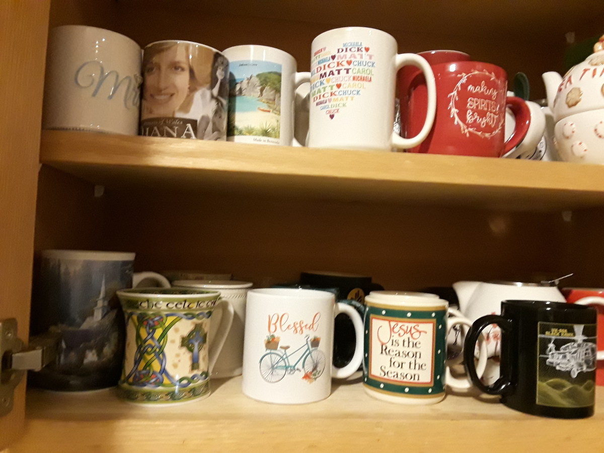 Five Reasons to Collect Coffee Mugs