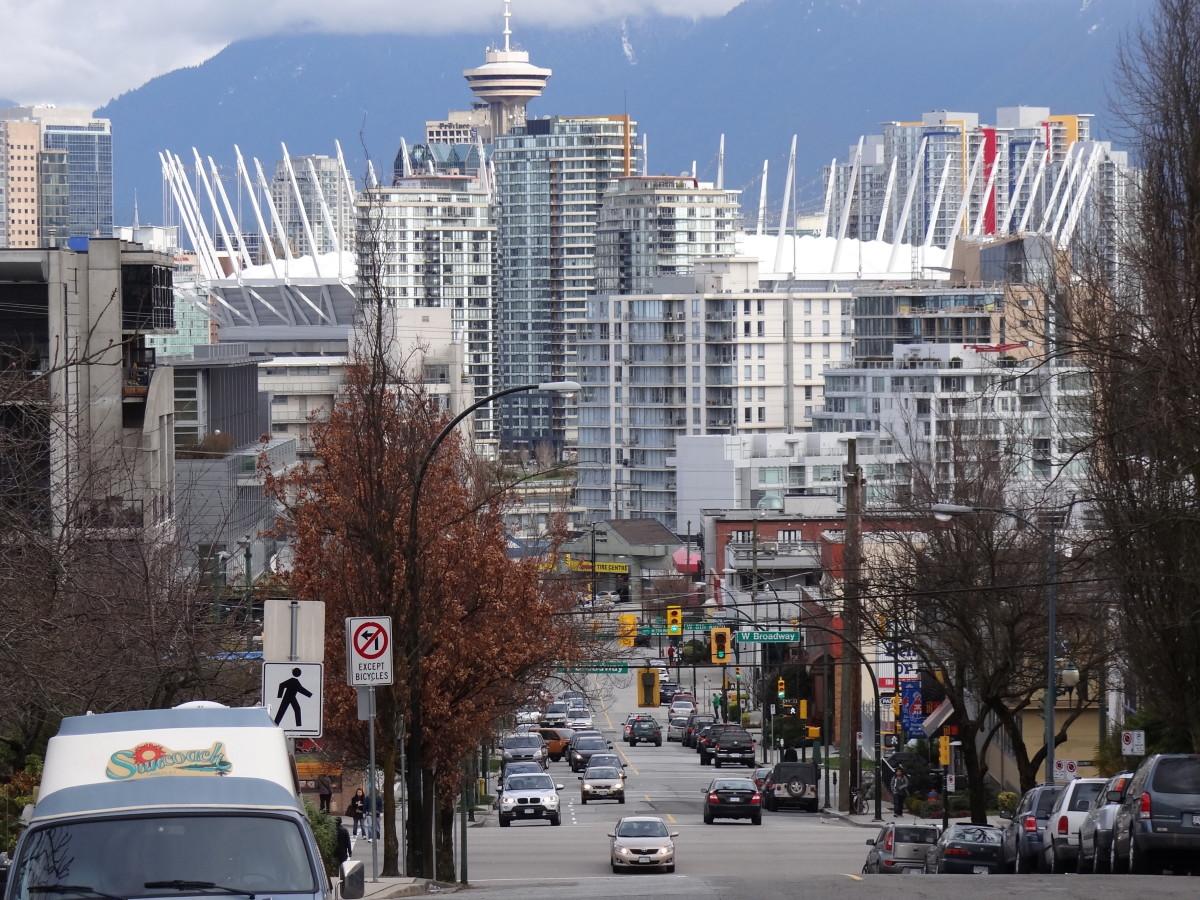 Moods of Mount Pleasant - Street Scenes - Vancouver BC - Canada - 06