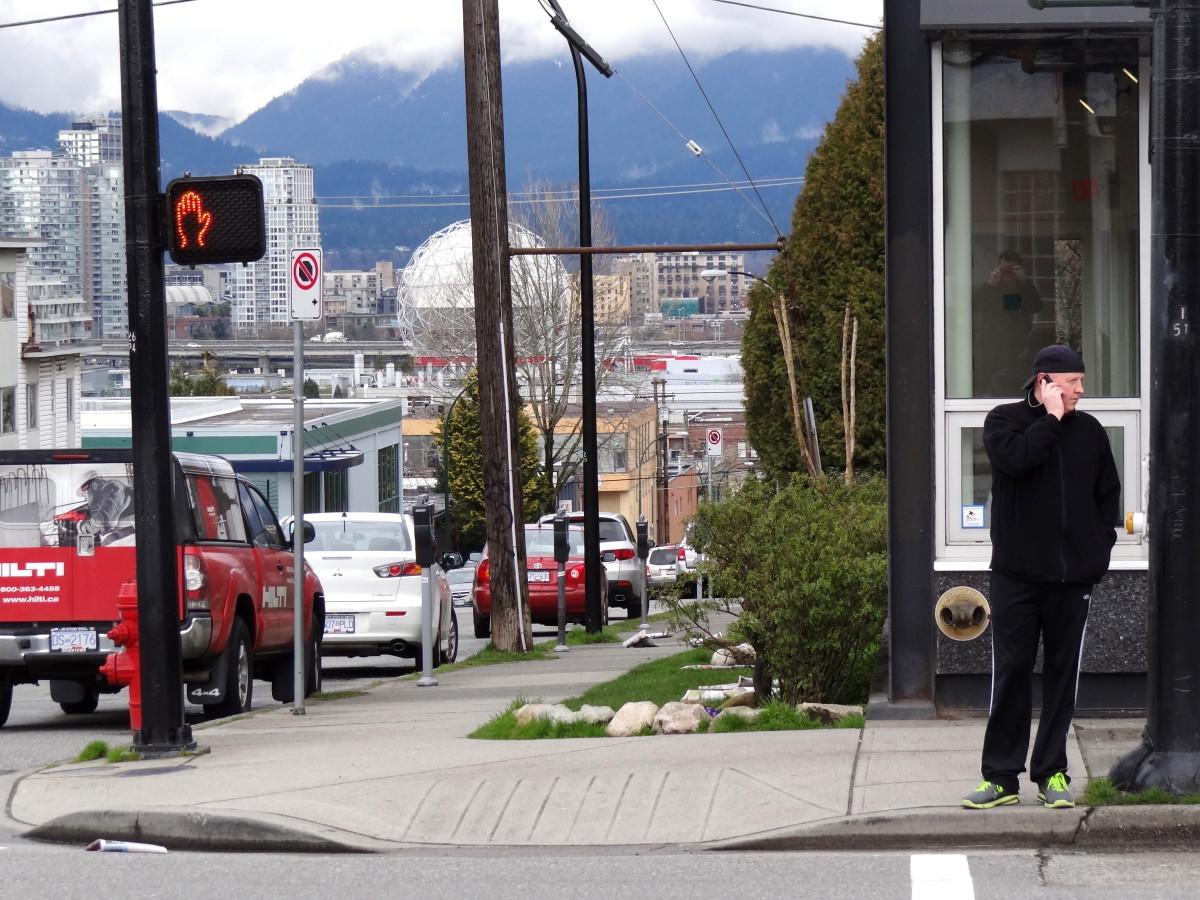 Moods of Mount Pleasant - Street Scenes - Vancouver BC - Canada - 11