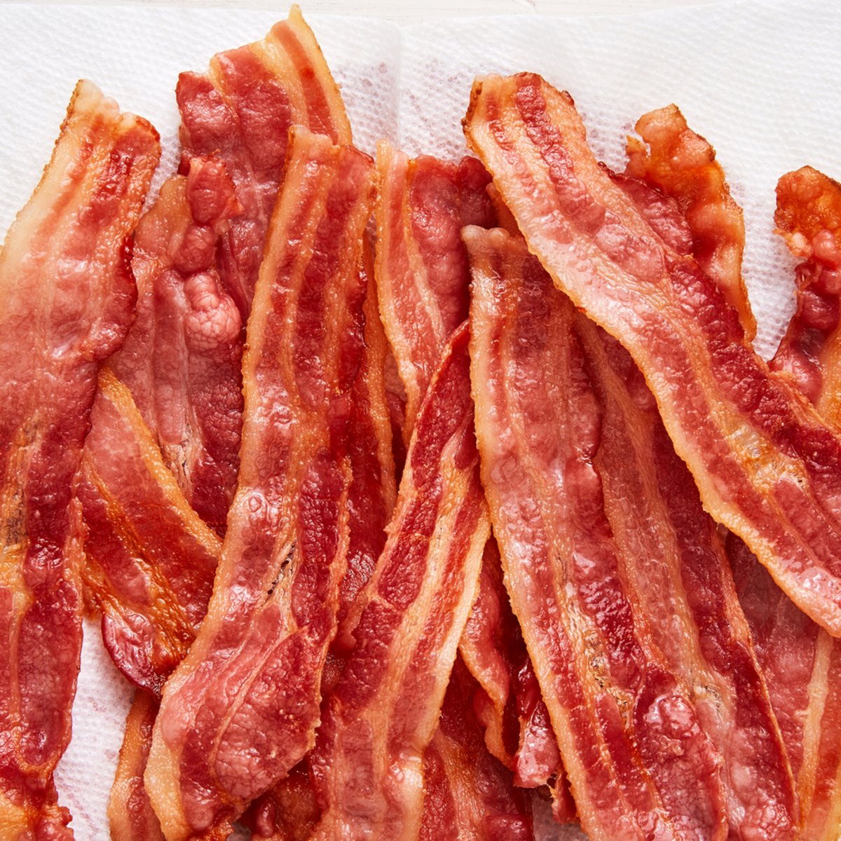 In 1963, you could buy a one-pound package of bacon for 59 cents.