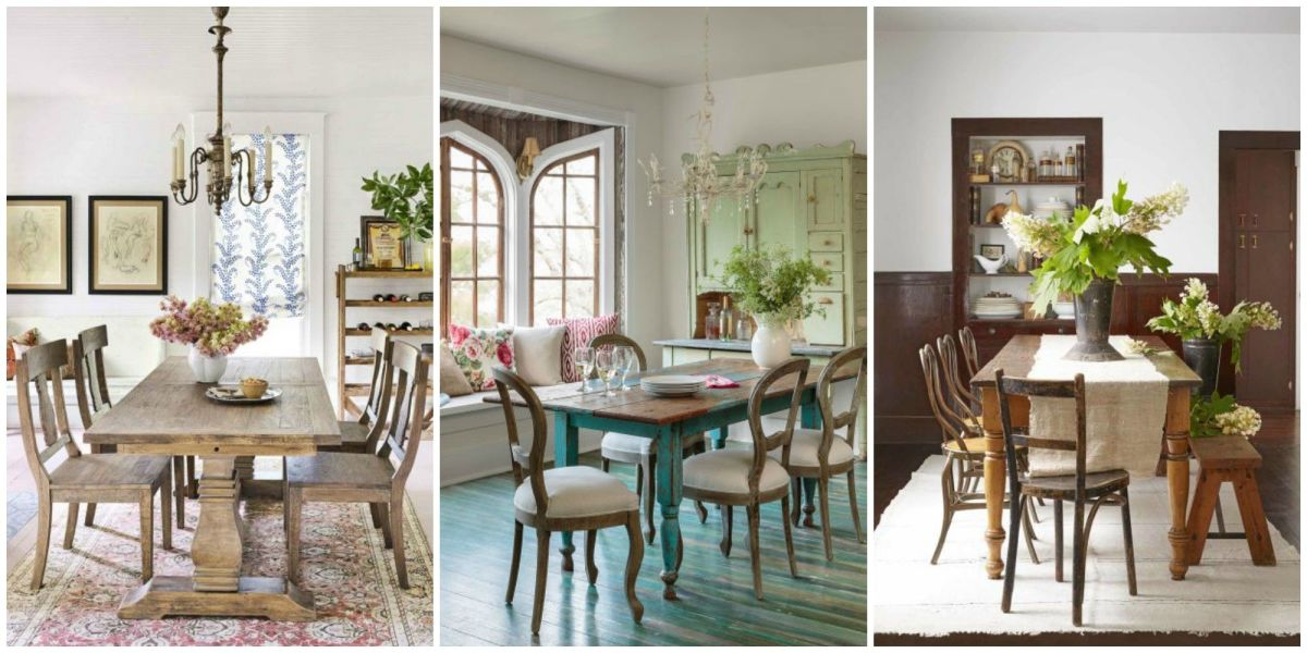 These are dining tables under rugs or the tables under the wood floors.