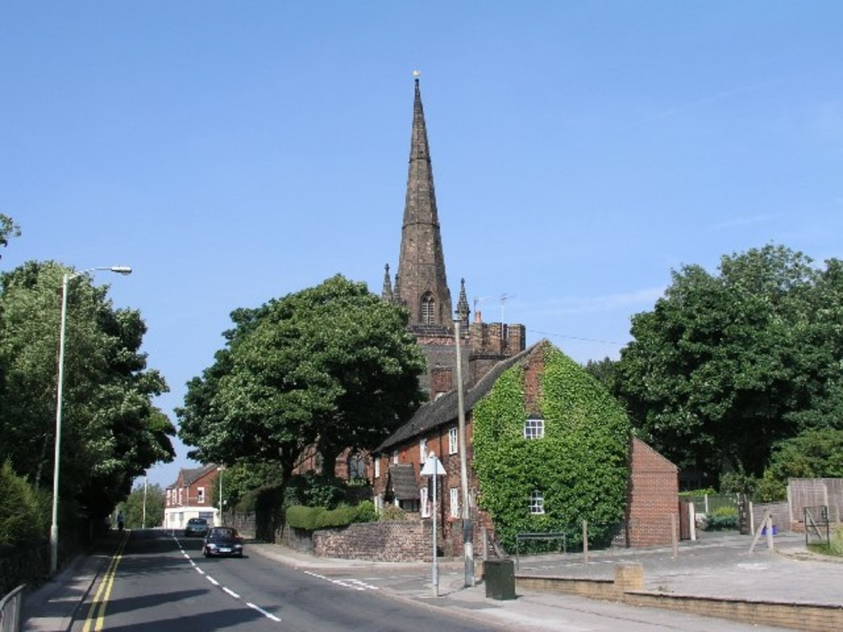 St Margaret's Church, Wolstanton