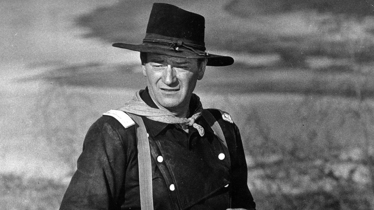 John Wayne: legendary Hollywood Star Who Was the Last Word in Portraying Gunslingers and Sheriffs of the Wild West