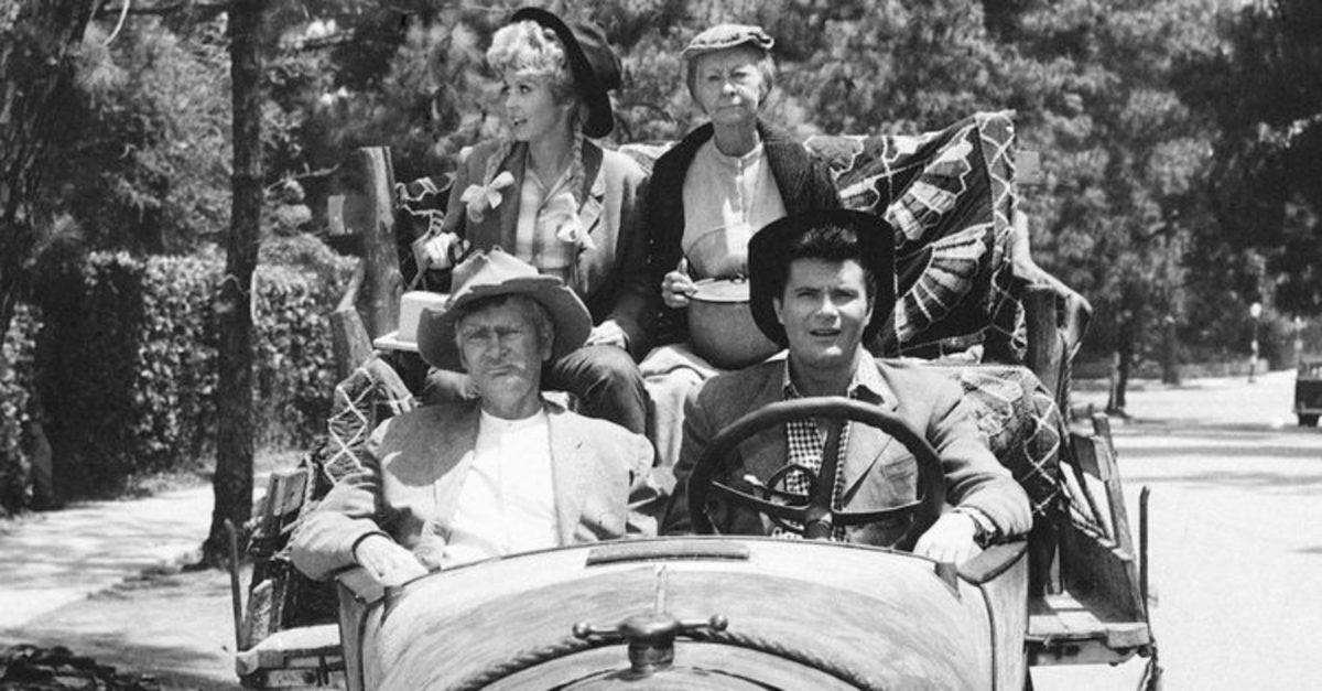 In 1963, the Beverly Hillbillies was the most popular TV show.