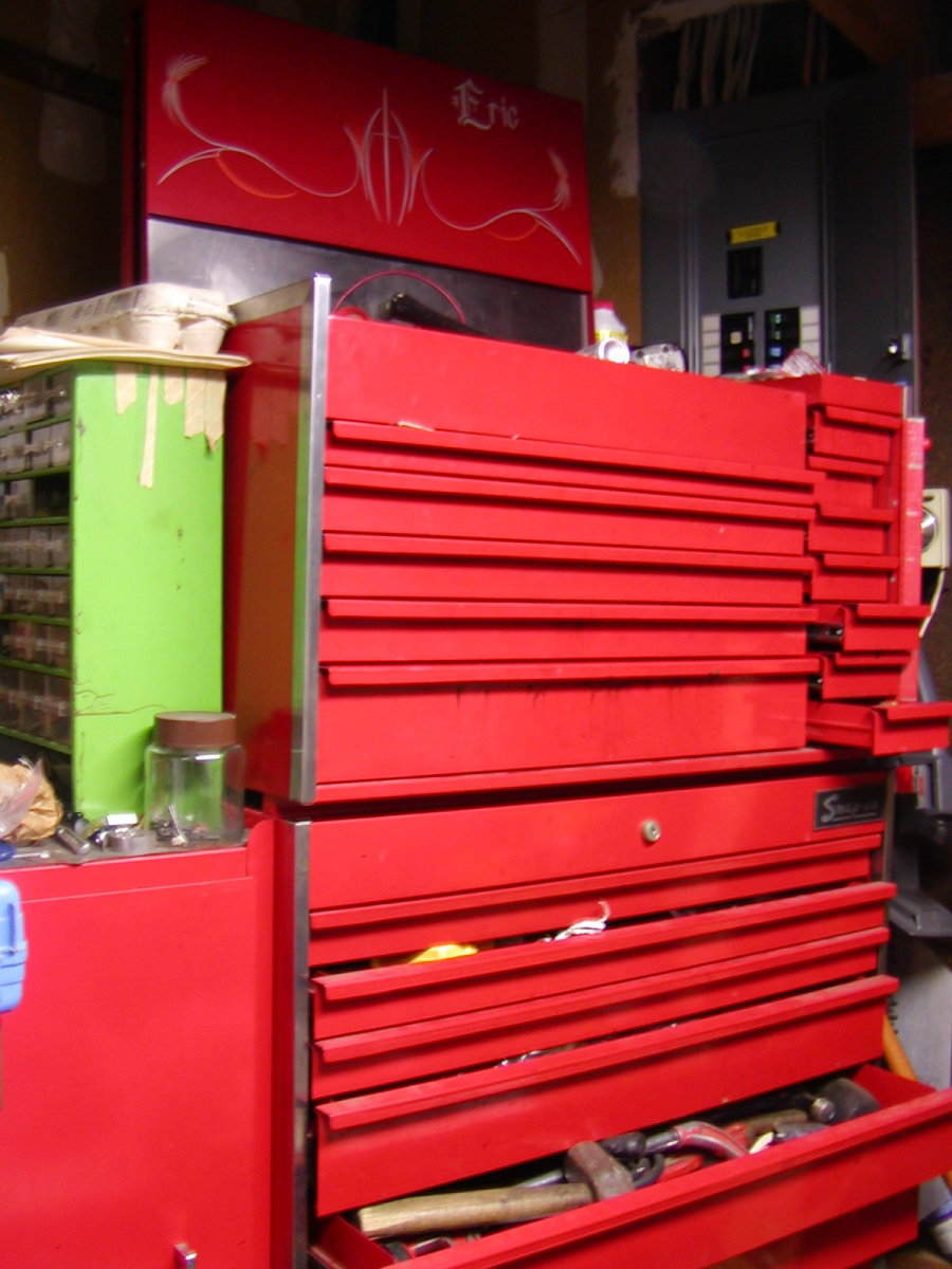 My Snap-On toolbox