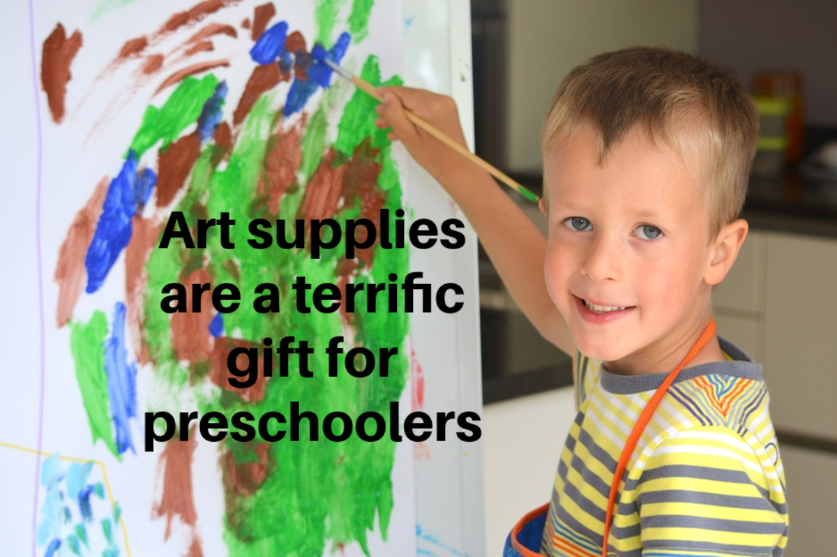 7 Gifts That Every Preschooler Will Love and Use