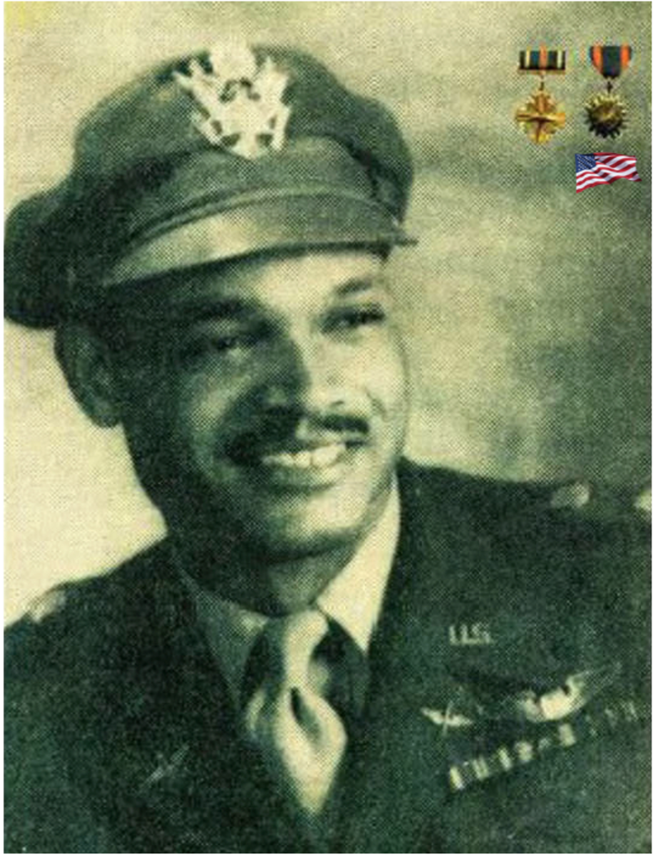 How LT. Col. Luke J. Weathers, Jr. Became a Fighter Pilot and Hero