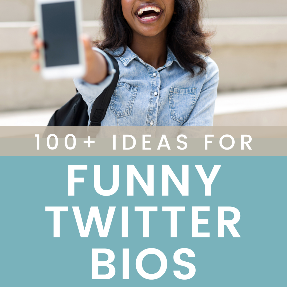 Make your followers laugh out loud with these bio ideas.