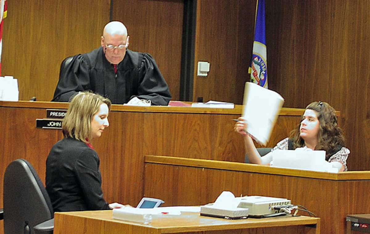 Educate yourself on Court proceedings before attempting to represent yourself!