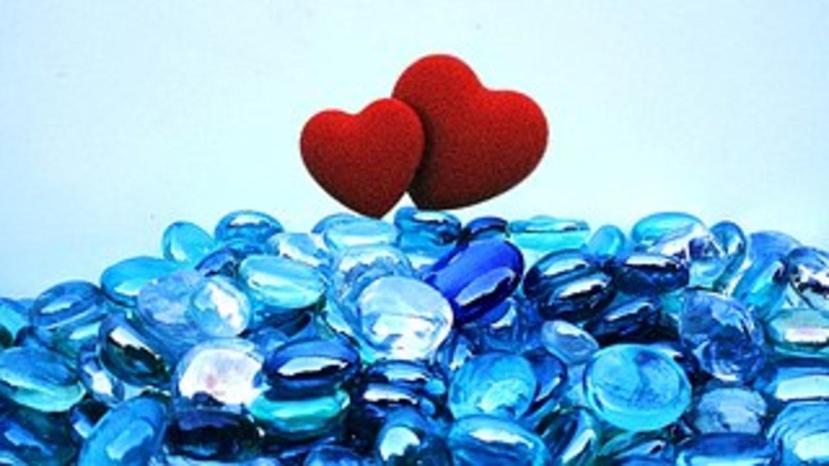 Two Hearts (love symbol)