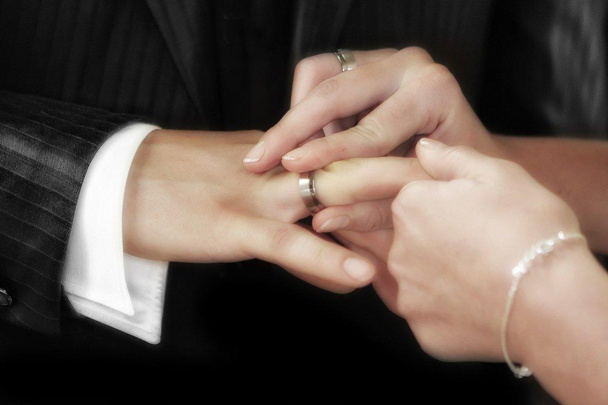 wedding before wedding ring love