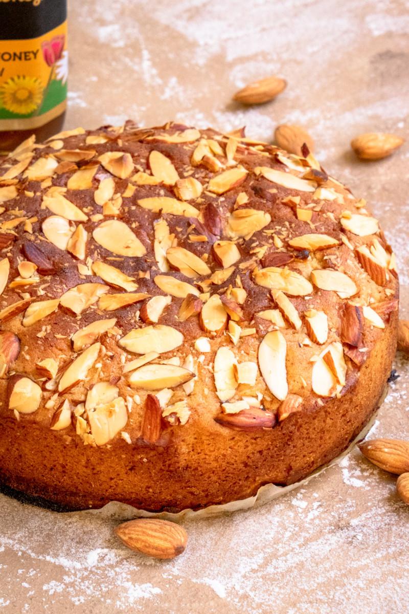 Cake Almond