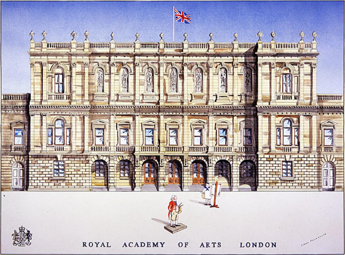 Royal Academy of Arts, London 19th Century